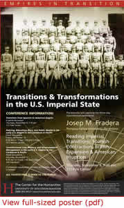 Click here to view full-sized poster of Transitions & Transformations in the U.S. Imperial State